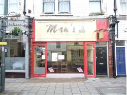 Restaurant/Takeaway Premises in a Busy Parade on Hampton Wick High Street