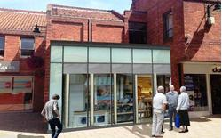 New Kiosk, St Mark's Place, Newark-on-Trent, Nottinghamshire NG24 1XS