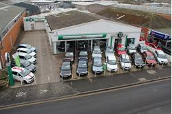 VACANT CAR SHOWROOM PREMISES, MARSH BARTON, EXETER