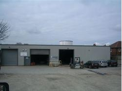 Light industrial units to let - central Pontefract
