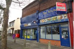Ground Floor Retail Unit with Roller Shutters / A3 Consent / Busy Location 463 sq ft