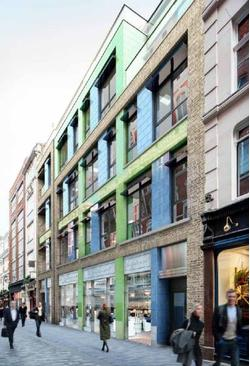 Kingly Street, London, W1B 5QB