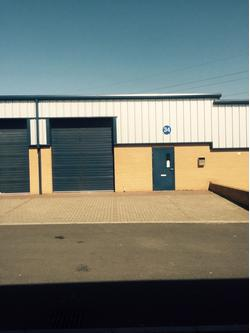 UNIT 34 DIXON BUSINESS CENTRE, DIXON ROAD, BRISLINGTON, BRISTOL