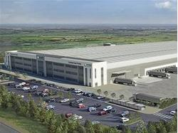 Common User Facility (CUF), London Gateway Logistics Park, Stanford-le-Hope, SS17 9PD
