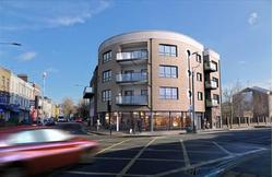 Corner Of Lower Road And Plough Way, Surrey Quays, SE16