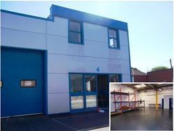 Unit 4 Park Business Centre, 1 Park Road, Southampton, SO15 3US