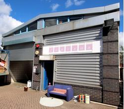 Warehouse unit to let in Scrubs Lane, NW10 6RE