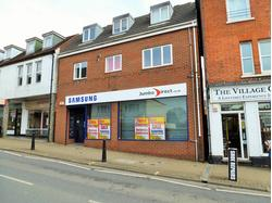 TO LET PROMINENT RETAIL SHOP - 241 High Street, Crowthorne