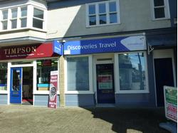 Shop in the centre of Cirencester - TO LET