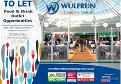 Wulfrun Centre Food & Drink Court WV1 3HG