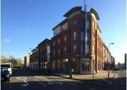 1-4 St George's Parade, Wolverhampton, WV2 1BA