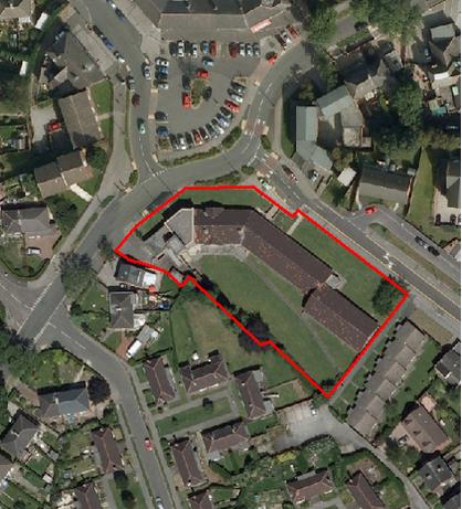 For Sale - Freehold Development land with potential for residential or mixed residential & retail use