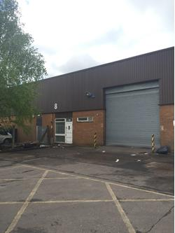 Unit 8 Garretts Green Industrial Estate