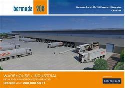 Bermuda 208, Bermuda Park, Nuneaton, CV10 7PP