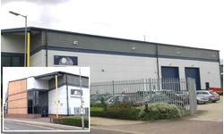 Modern Detached Industrial/Warehouse Unit