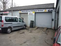 Light Motor Vehicle Repair Workshop with Equipment