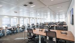 Rent Office Space in St Mary Axe - EC3R