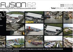 Fusion 62, Touchet Hall Road, Stakehill Industrial Estate, Middleton, M24 2RP
