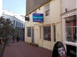shop, 3-4 Market Street, Brighton