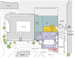 Bristol Entertainment Centre, Trenchard Street, BRISTOL, BS1 6JX