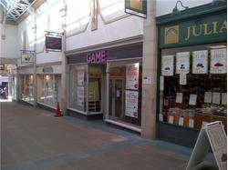 Retail Unit in St. Nicholas Arcades To Let, Lancaster