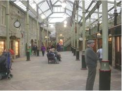 Skipton Retail Unit To Let in Craven Court Shopping Centre
