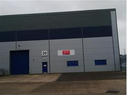 Unit 20 North Point,  Hillington Park, Glasgow, G52 4JD
