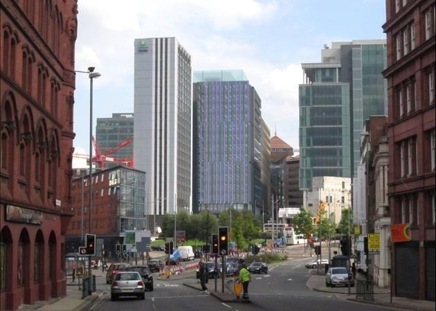 Commercial Property To Let Birmingham City Council