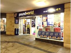 UNIT TO LET - 3 CORNMARKET, MARKETGATE SHOPPING CENTRE, LA1 1AL