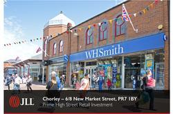6-8 New Market Street PR7 1BY, Chorley