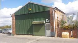DETACHED TWO STOREY BUSINESS UNIT - Unit 13, 16 Alder Hill Industrial Estate, Alder Road, Poole, BH12 4AR