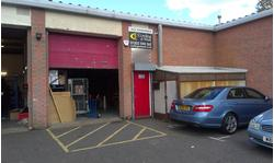 FACTORY / WAREHOUSE UNIT - Unit 8, 565 Blandford Road, Hamworthy, Poole, Dorset, BH16 5BW