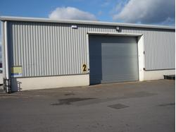 CENTRALLY LOCATED INDUSTRIAL / WAREHOUSE UNIT - Unit 2 West, Sterte Road Industrial Estate, Poole, Dorset, BH15 2AF