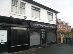 GROUND FLOOR RETAIL SHOP WITH FORECOURT