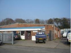 SEMI DETACHED FACTORY / WAREHOUSE WITH SUBSTANTIAL YARD - 4 Allens Lane, Hamworthy, Poole, Dorset, BH16 5DA