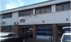 MODERN TWO-STOREY BUSINESS UNIT - Unit 25 Albany Business Park, Cabot Lane, Poole, Dorset, BH17 7BX