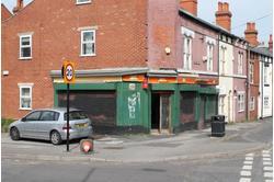 Located on the corner of Sharrow Lane 300SqFt