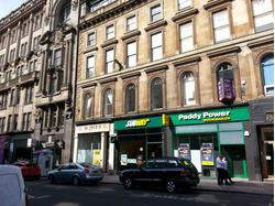 TO LET - CITY CENTRE RETAIL UNIT WITH CLASS 2 CONSENT - 105 Union Street, Glasgow