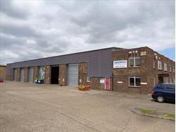 Crystal  Glass Distributors Unit, Hammond Road, Bedford, MK41 0UD