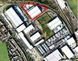 TO LET - INDUSTRIAL / WAREHOUSE UNIT TO BE REFURBISHED Unit 4 Optima Park, Thames Road, Crayford, Dartford, Kent