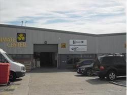 TO LET - INDUSTRIAL / TRADE COUNTER UNIT. Unit 24 Bourne Industrial Park, Bourne Road, Crayford, Dartford, Kent