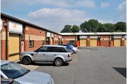 MODERN INDUSTRIAL UNITS TO LET Units 7  12, Willan Enterprise Centre, Fourth Avenue, Trafford Park, Manchester