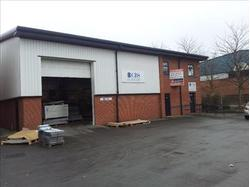 FOR SALE/TO LET HIGH QUALITY WAREHOUSE/GENERAL PURPOSE UNIT Unit 2, Fourth Avenue, Trafford Park, Manchester