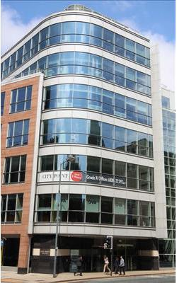 TO LET PRESTIGIOUS GRADE A OFFICES. Part 6th Floor, City Point, 29 King Street, Leeds, West Yorkshire