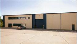 WAREHOUSE/PRODUCTION UNIT TO LET Unit 8, Clayton Business Centre, Trevor Road, Hayes, Middlesex