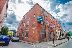 Development Opportunity In Castlefield Manchester