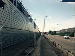 Unit C, Mowlem Trading Estate INDUSTRIAL WAREHOUSE TO LET, Leeside Road, London