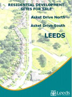 Residential Development Sites for Sale