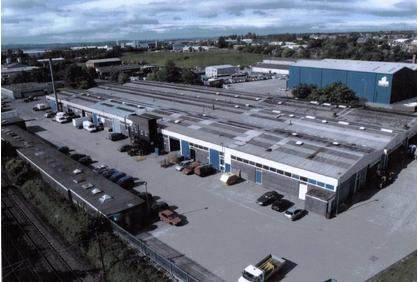 Industrial Multi let Investment for Sale