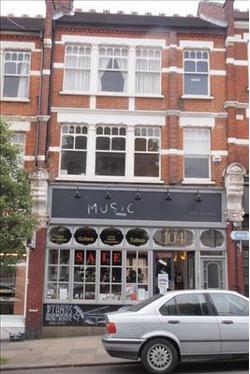 104, Alexandra Park Road, London, N10 2AE